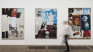 Rauschenberg retrospective: Tate modern