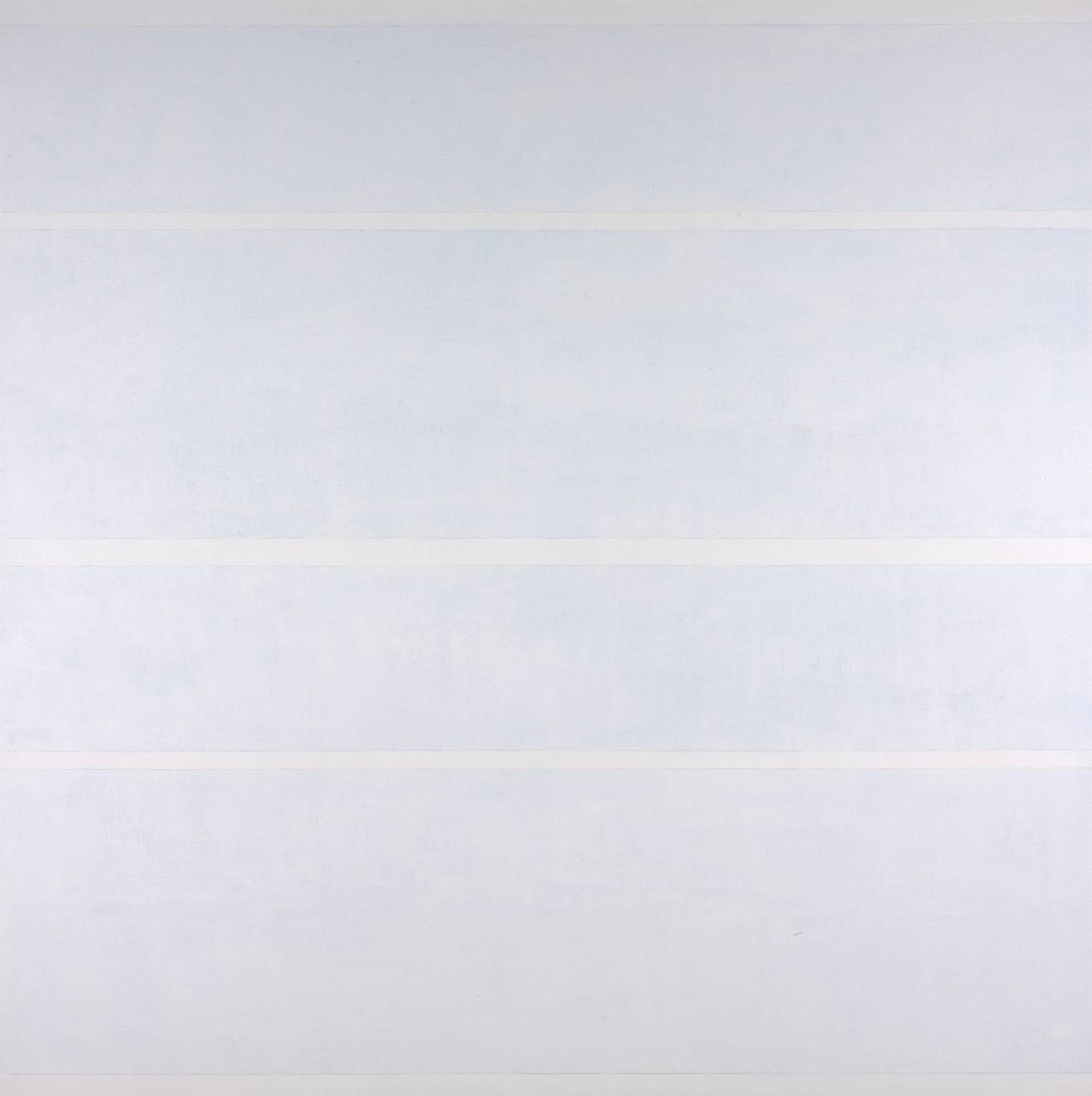 Agnes Martin, 'Faraway Love' 1999