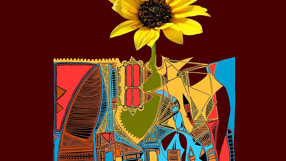 # 817 yellow flower