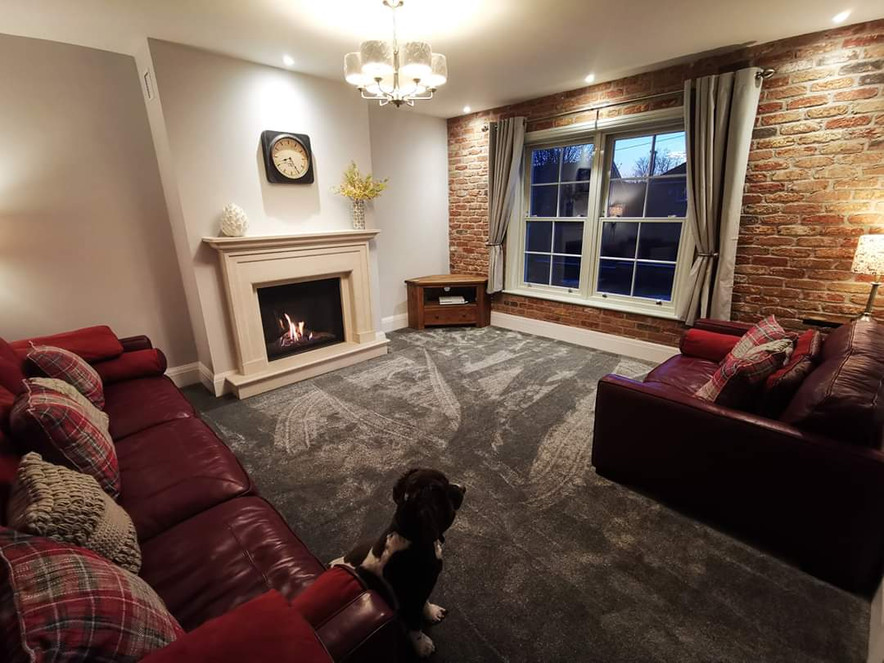 Front Lounge