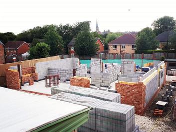 Build Underway