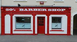 50's Barber Shop