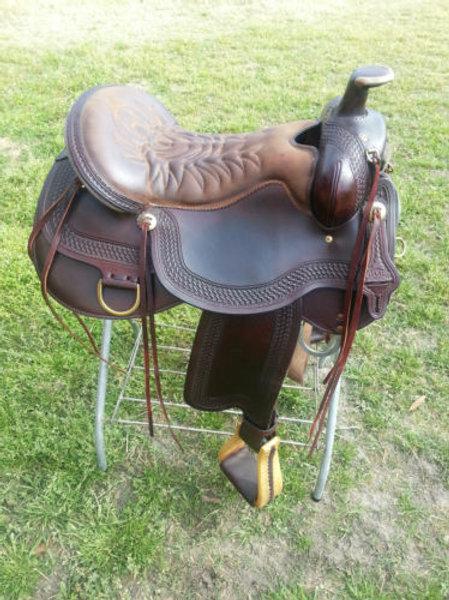 Tucker Horseshoe Bend Saddle