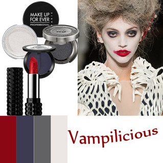 Runway Trends and Palettes for Halloween!
