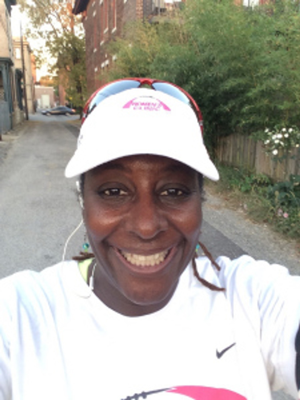 """Running is healthy for mind & body. It sets """"The Struggle"""" straight."""