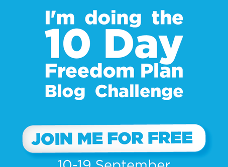 It's Got A Hold On Me – Blog Challenge