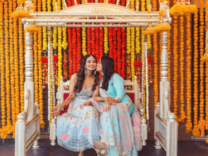 The Only Mehndi Ceremony Decorations You Need