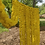 Thumbnail: 50 piece Yellow Artificial Marigold Garland Set