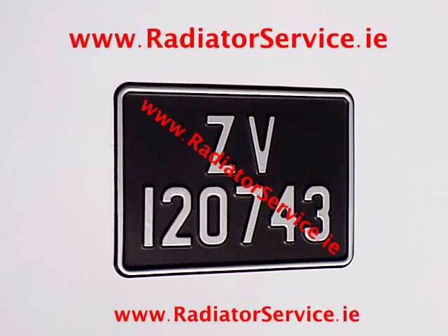What you need to know about ZV, Irish / Ireland Vintage Number Plates