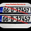 Thumbnail: Number Plate Frame(s) of your Choice (x46)