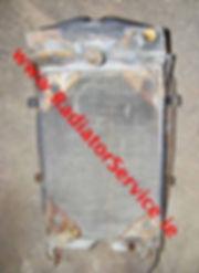 vintage riley radiator