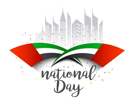 Martyrs Day & 49th UAE National Day Holiday Notice To mark the occasion of the Martyrs Day & 49th
