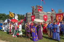 Acre and SCA gathered royalty