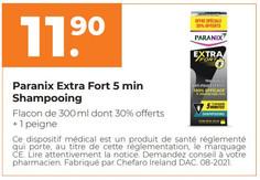 Paranix Extra Fort Shampoing