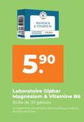 Magnesium+vitamine B6