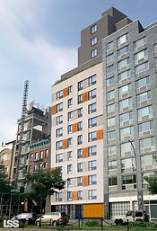 In October 2019, Forsyth assisted Asian Americans for Equality (AAFE) in closing on a construction loan for a 45 unit mixed-income development on a City-owned infill lot through HPD's Neighborhood Construction Program (NCP) on East 2nd Street in Manhattan's East Village.   The $28.5 million project was financed with 9% Federal Low Income Housing Tax Credits, an NCP loan from HPD and conventional construction financing provided by the Low Income Investment Fund (LIIF). East Village Homes will serve a wide variety of income groups from formerly homeless families to low, moderate and middle income households in a rapidly gentrifying neighborhood.