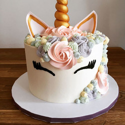 This Unicorn cake made my weekend magica