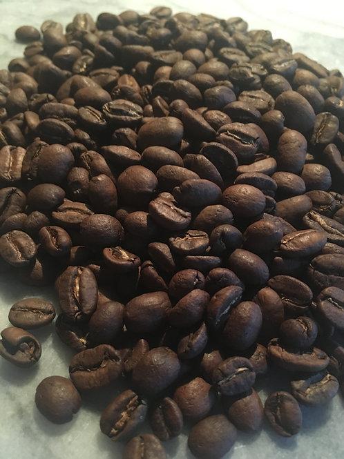 1 lb. coffee beans