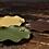 Thumbnail: Jumping Tea Frog Purple Clay Coaster