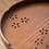 Thumbnail: Wooden Sakura Tea Tray