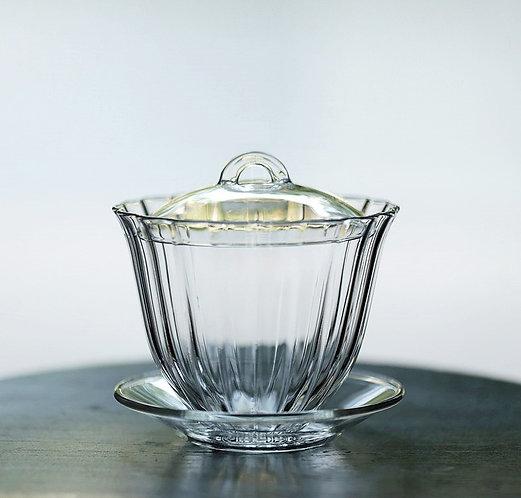 Duke Crown Glass Gaiwan