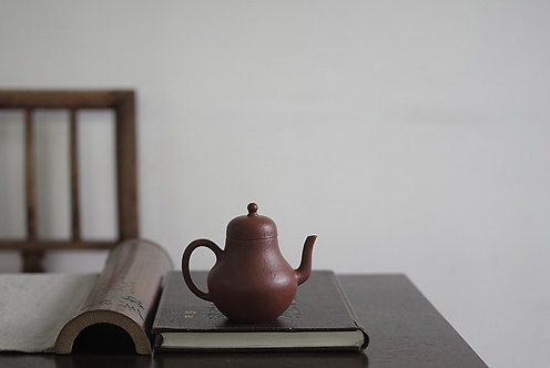 Yixing Zisha Zhu Clay Si Ting Teapot (100ml)