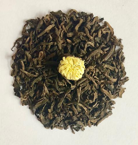 2018邁海胎菊普洱 (春茶)