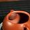 Thumbnail: Yixing Zisha Red Clay Xishi Teapot (175ml) (Name Carving)