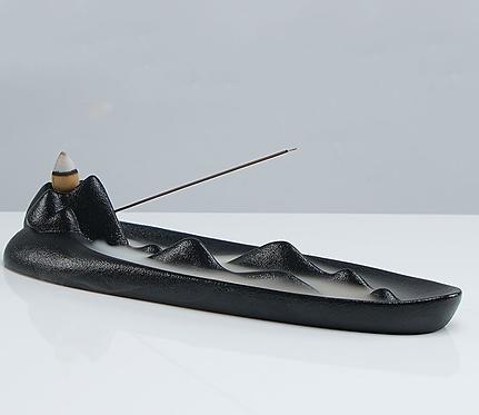 Black Mountain Floating Incense Holder