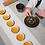 Thumbnail: Delux Gold Glazed Fruit Si Ting Teapot