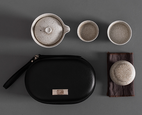 Corner Stone Gaiwan Travel Set