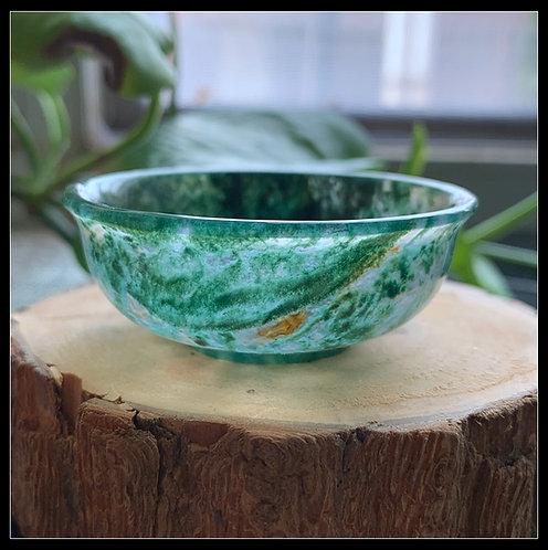 Jade Agate Teacup