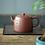 Thumbnail: Yixing Zisha Base Clay Meditating Monk Teapot (380ml)