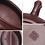 Thumbnail: Yixing Zisha Aged Purple Clay Bamboo Hat Teapot (310ml)