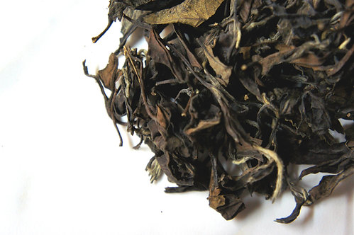 2009 Spring Private Collection Aged White Tea