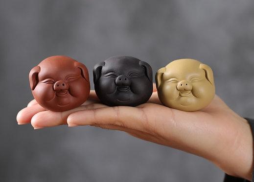 The Three Little Pigs Teapet