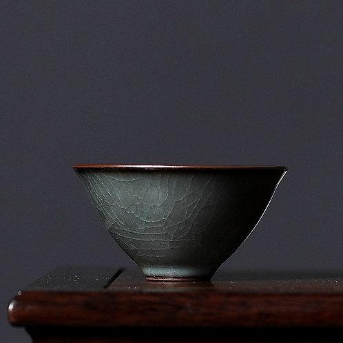 Dragon Spring Celadon Teacup