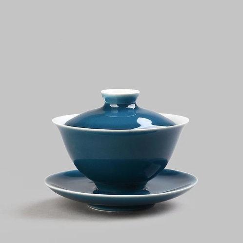 Moon Blue Gaiwan (130 ml)