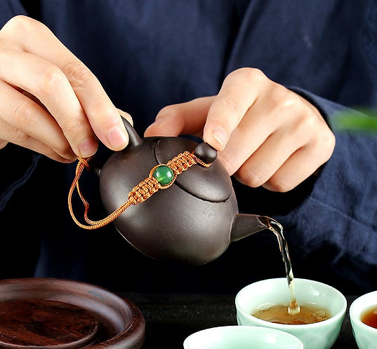 Safety Rope for Teapot