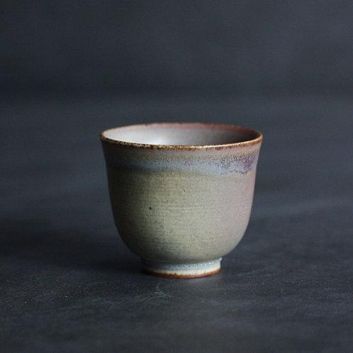Wood Fired Dawn Dust Teacups