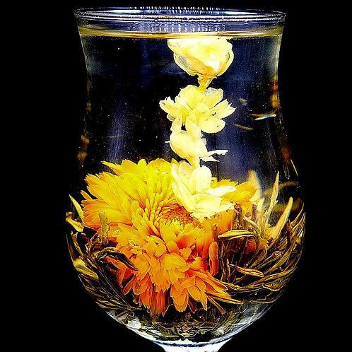 Spring Floral Blossom Tea Ball