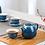 Thumbnail: Moon Blue Glazed Teapot (80ml)