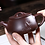 Thumbnail: Yixing Zisha Aged Purple Clay Crowing Rooster Teapot - Mr. Dot  (230ml)