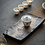 Thumbnail: Lotus Pond Clay Tea Tray (Include Shipping for Bulk Item)