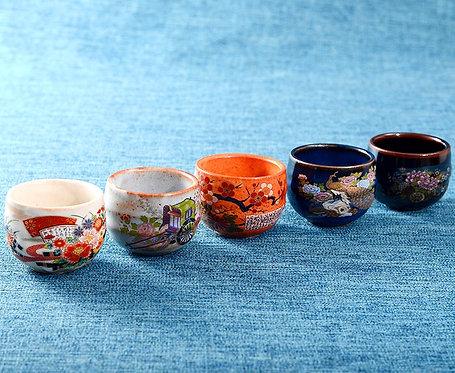Japan's Wonders Teacups