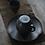Thumbnail: Metallic Glaze Coarse Clay Teapot