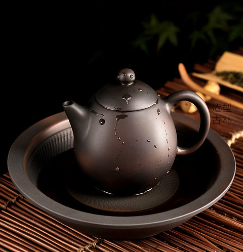 Yunnan Jianshui Purple Cloud Teapot