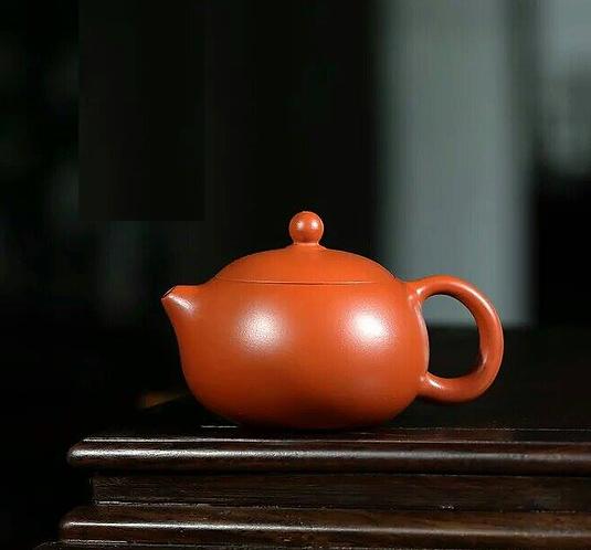 Yixing Zisha Red Clay Xishi Teapot (175ml) (Name Carving)
