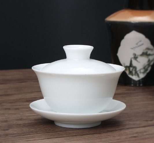 Moon White Gaiwan (120 ml)