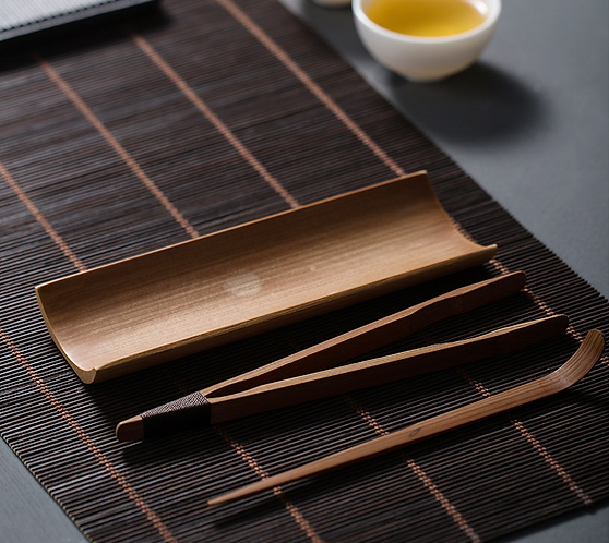 Premium Bamboo Cha Tao Sets